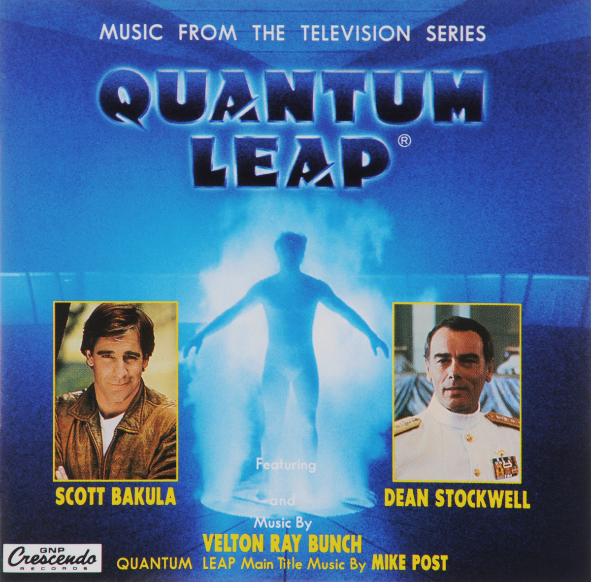 Quantum Leap. Music From The Television Series. Original Soundtrack недорого