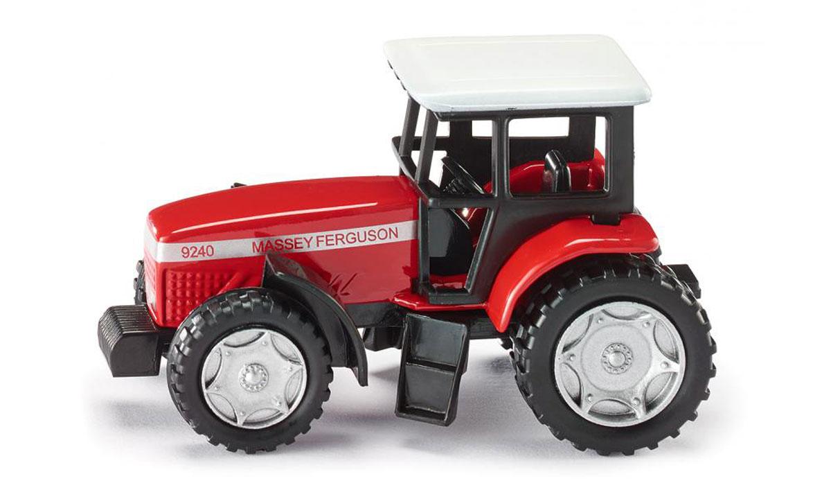 Siku Трактор Massey Ferguson 9240 siku трактор john deere с пресс подборщиком