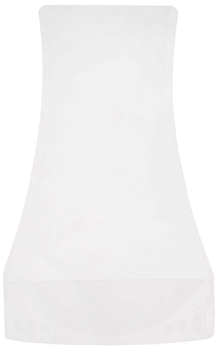 Ваза МастерПроф Прозрачная, пластичная, 1,2 л ваза мастерпроф летний узор пластичная 1 л