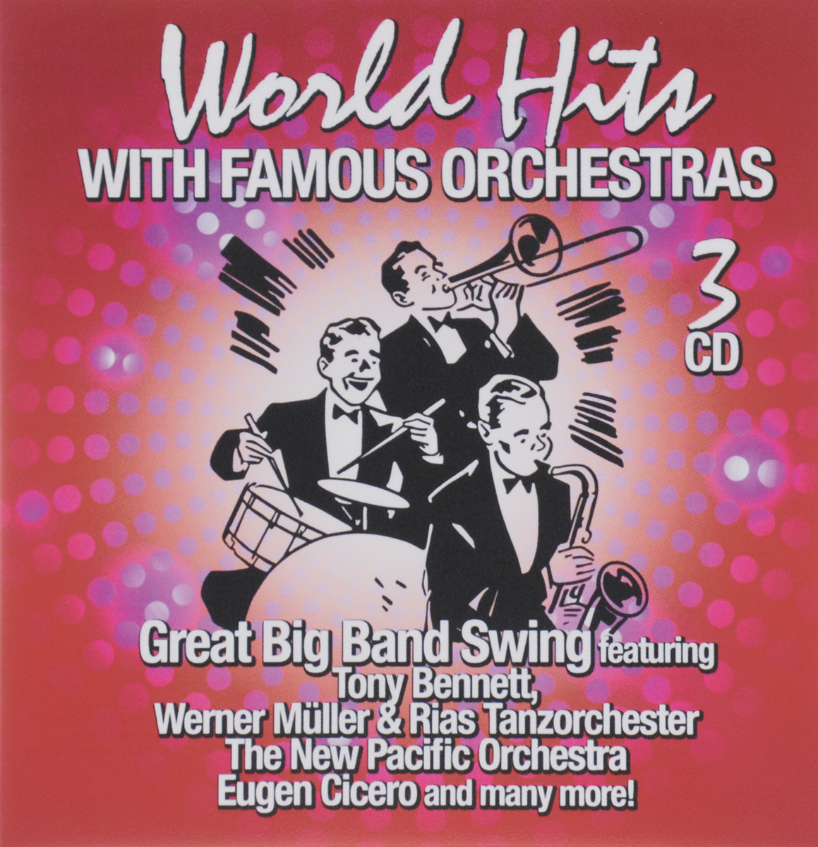 World Hits With Famous Orchestras (3 CD) famous fails page 3