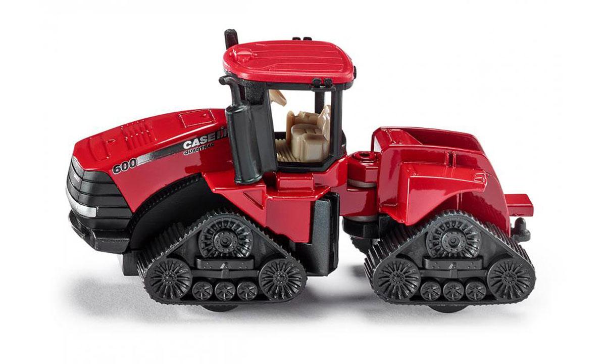 Siku Трактор гусеничный Case IH Quadtrac 600