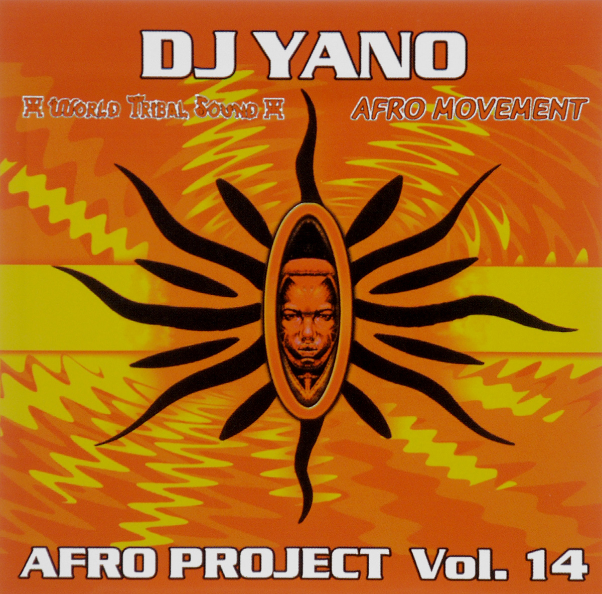 Dj Yano Dj Yano. Afro Project. Vol. 14 цена и фото