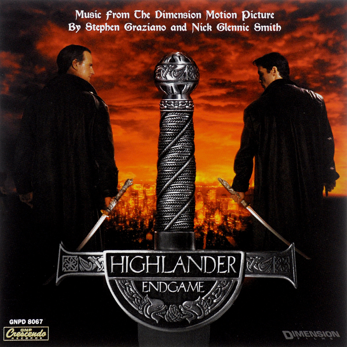Highlander Endgame. Music From The Dimension Motion Picture bridget jones s diary music from the motion picture