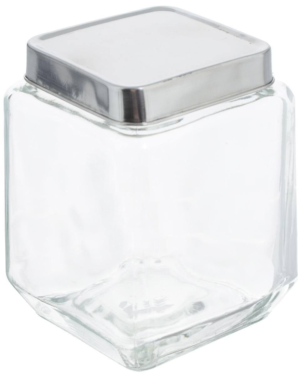 Фото - Банка для хранения Zeller, 1,1 л. 19907 держатель для кухонного полотенца zeller на присосках 14 х 14 х 33 см