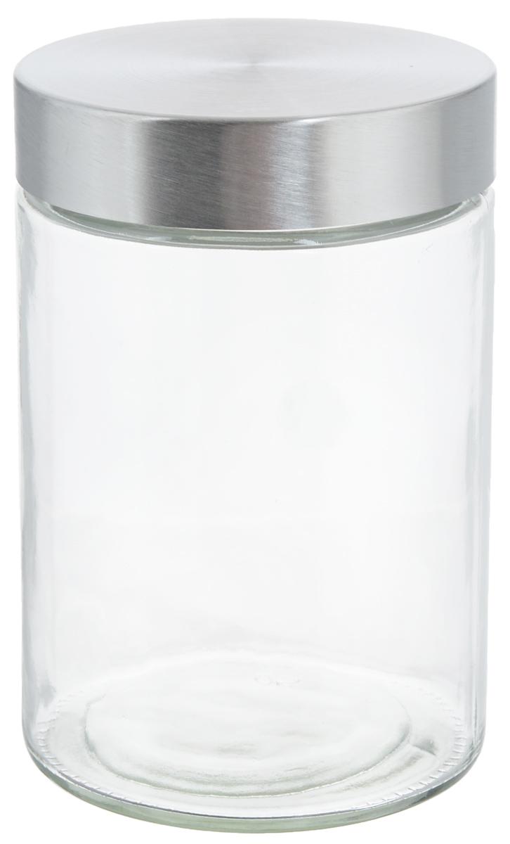 Банка для хранения Zeller, 1,1 л банка для хранения zeller цвет прозрачный бирюзовый 1 15 л