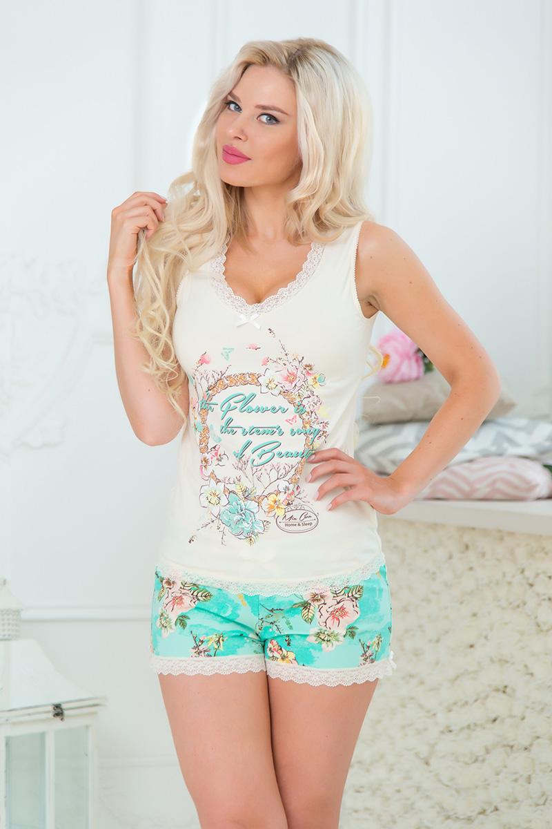 75f4f3166f1a5ba Пижама Mia Cara — купить в интернет-магазине OZON.ru с быстрой доставкой