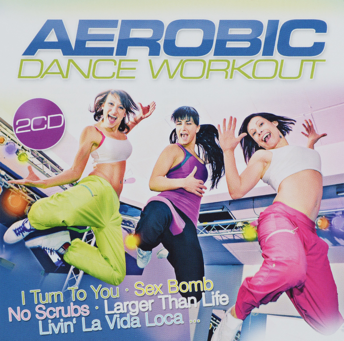 Aerobic Dance Workout (2 CD) aerobic power workout
