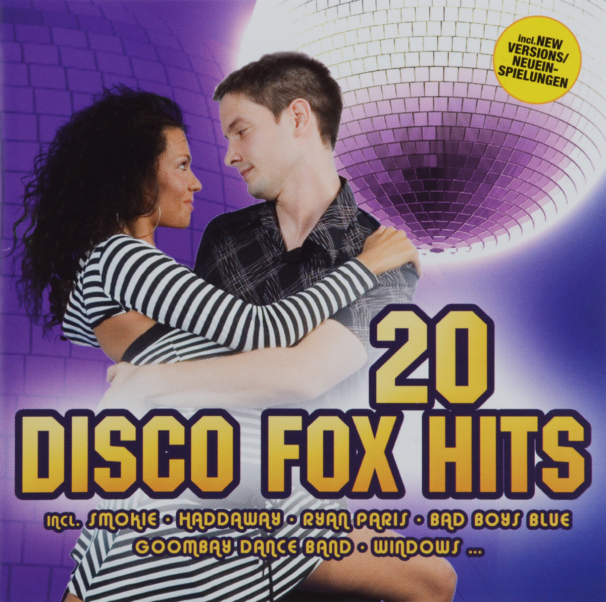 20 Disco Fox Hits диск mp3 disco hits