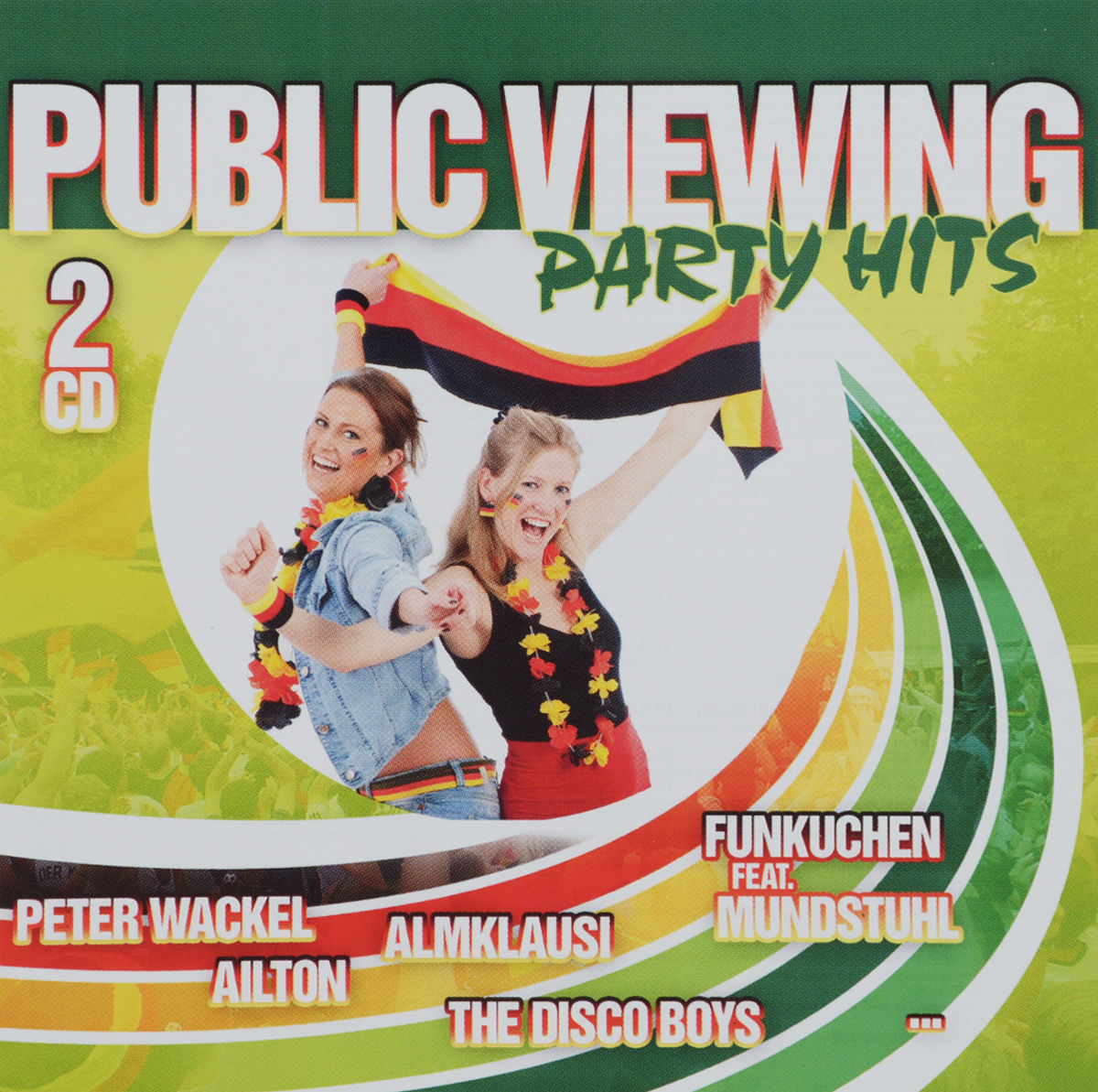 Public Viewing Party Hits (2 CD) matrosen party hits