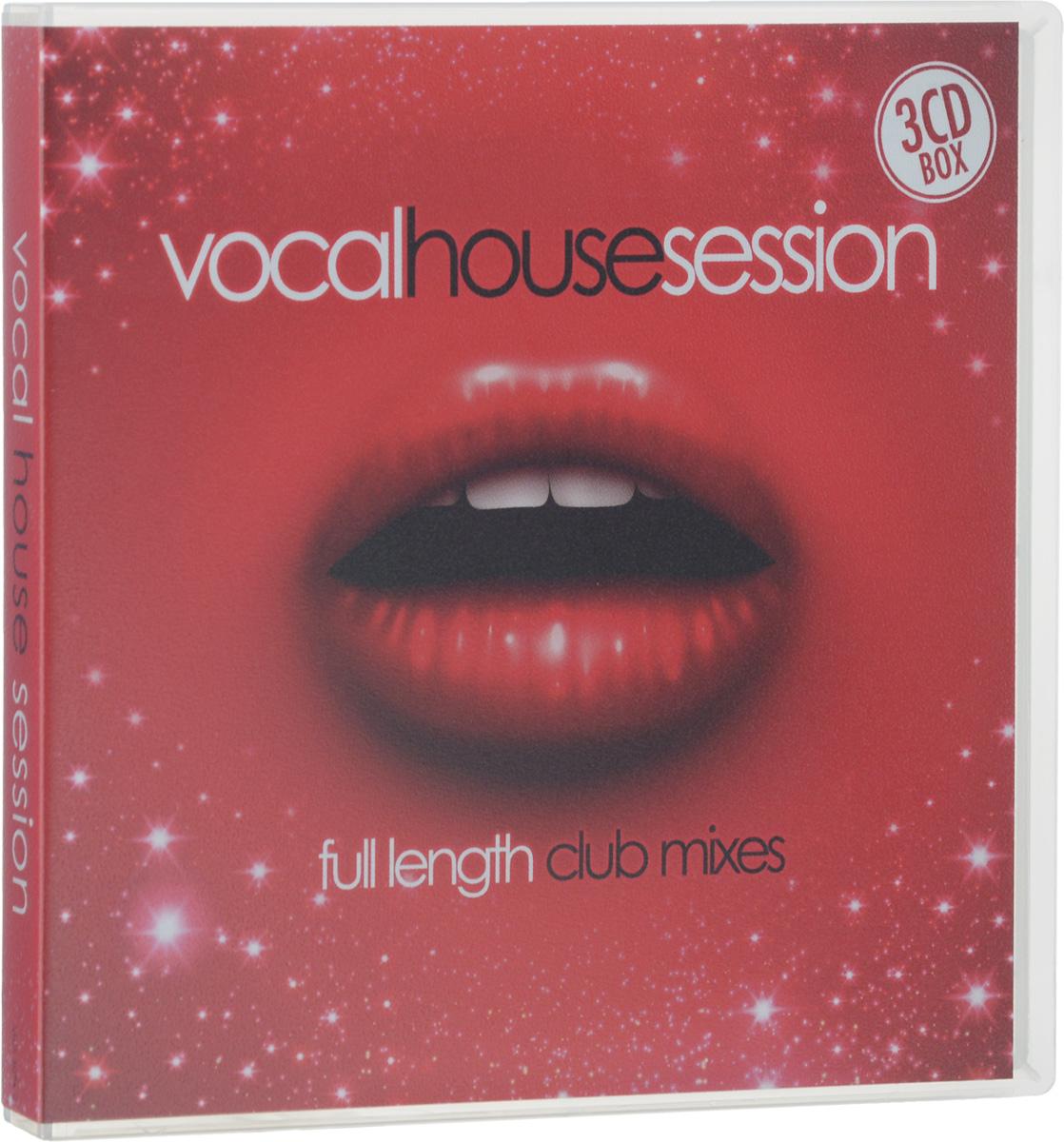 Vocal House Session (3 CD) minimal house 3 2 cd