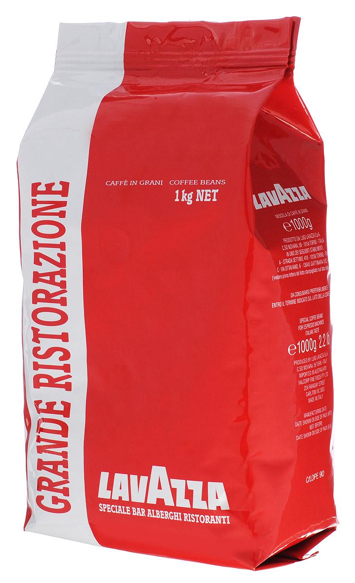 Lavazza Grande Ristorazione Rossa кофе в зернах, 1 кг lavazza grande ristorazione rossa кофе в зернах 1 кг