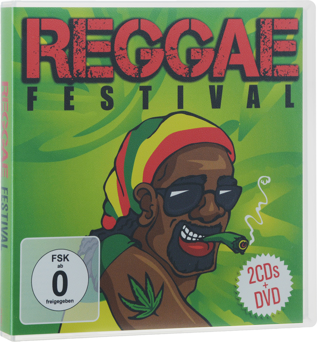 Боб Марли Reggae Festival (2 CD + DVD) все цены
