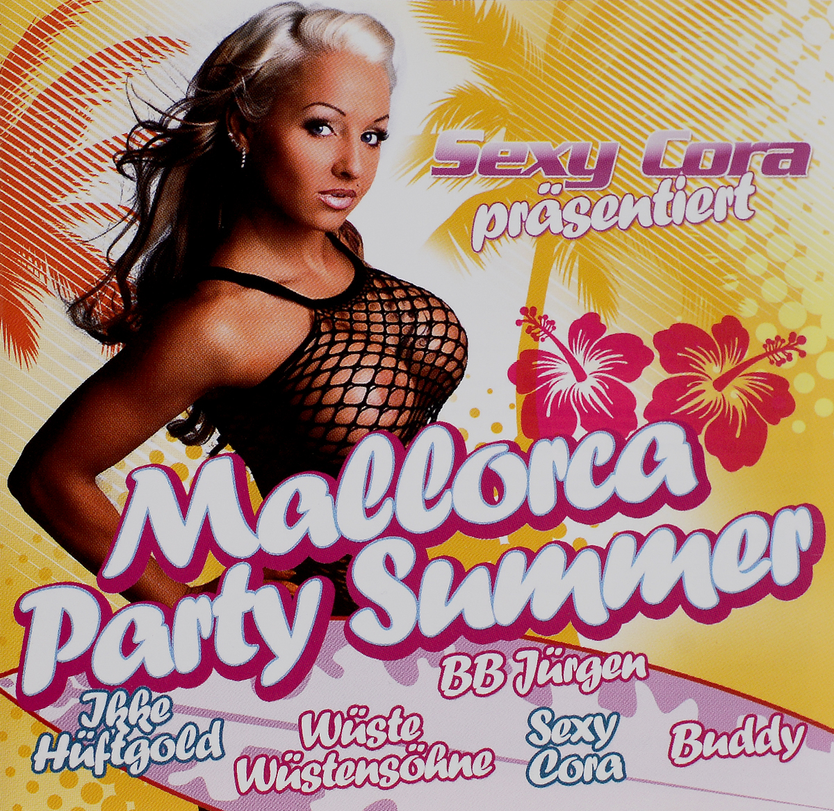 Michelmann Sexy Cora presents Mallorca Party Summer (2 CD) недорого