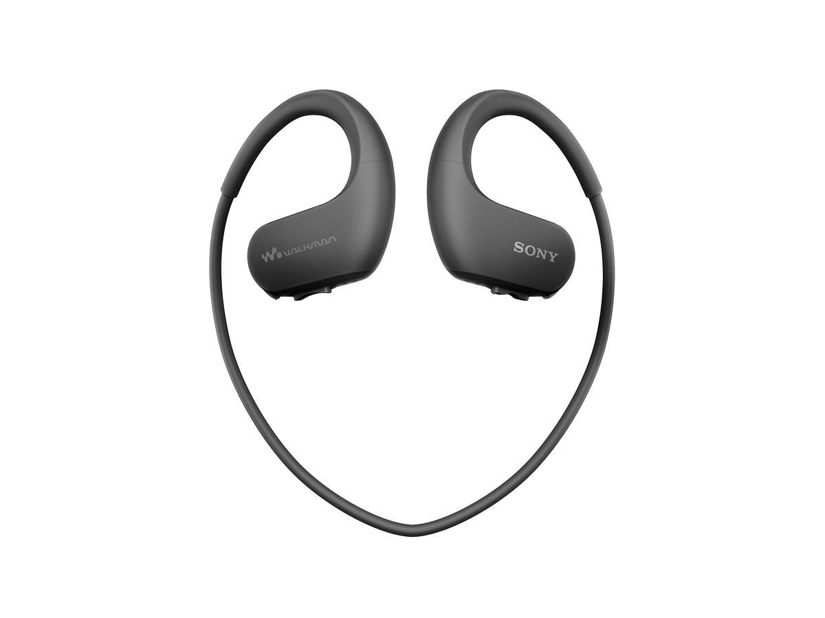 MP3 плеер Sony NW-WS413 4Gb, Black цена