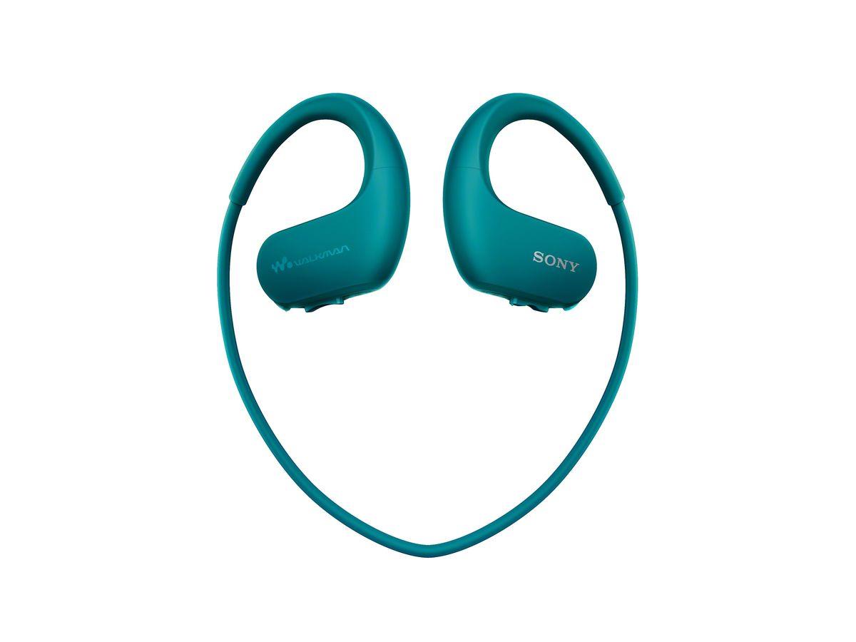 MP3 плеер Sony NW-WS413 4Gb, Blue цена