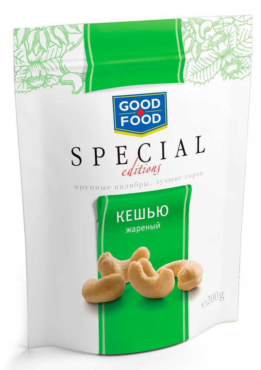 Good Food Special кешьюжареный,200г good food кешьюжареный 200г