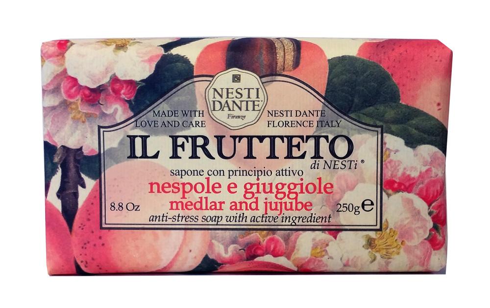 Мыло косметическое NESTI DANTE 1719106, 250 мыло твердое nesti dante lily charm нежность лилии 150 гр 1792106