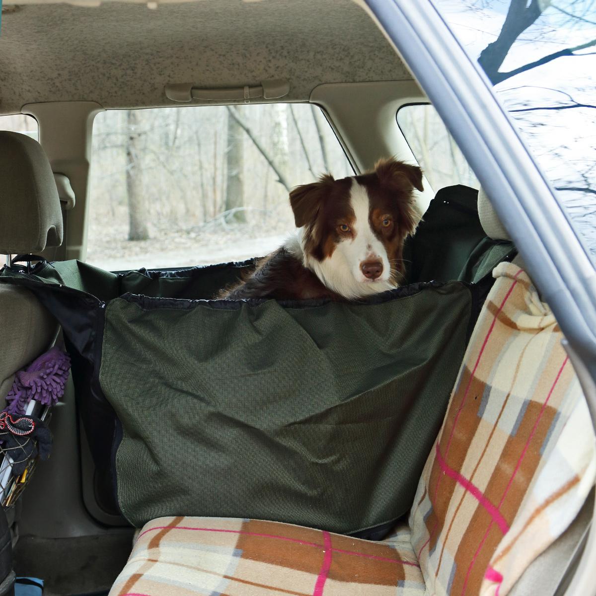 Автогамак для собак OSSO Fashion Car Premium, 135 x 50 см автогамак auto premium для перевозки некрупных собак