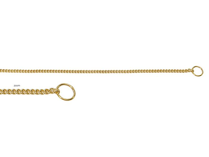 Цепь-удавка для собак Каскад Элита, длина 35 см фильтр sea star каскад hx 004 1101293