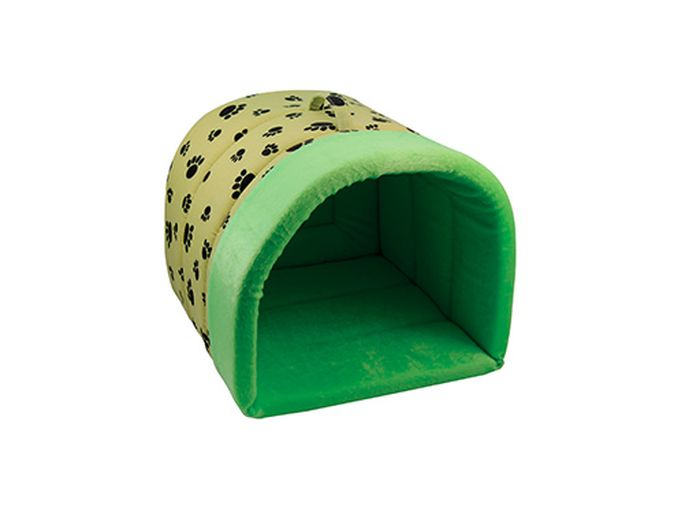 Домик для животных Каскад Лапки, 40 х 40 х 36 см домик для животных pride ватсон цвет салатовый 40 х 40 х 40 см 10031151