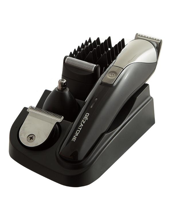 Машинка для стрижки триммер для бороды и усов Gezatone BP 207