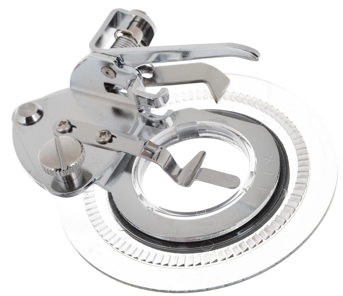 Лапка для швейной машины Aurora, для шитья узоров каталог узоров 1 для перфокарточных машин 5 класса