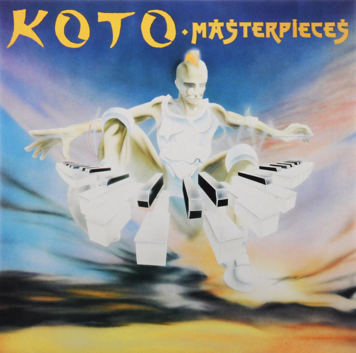 Koto Koto. Masterpieces (LP) koto koto the 12 mixes