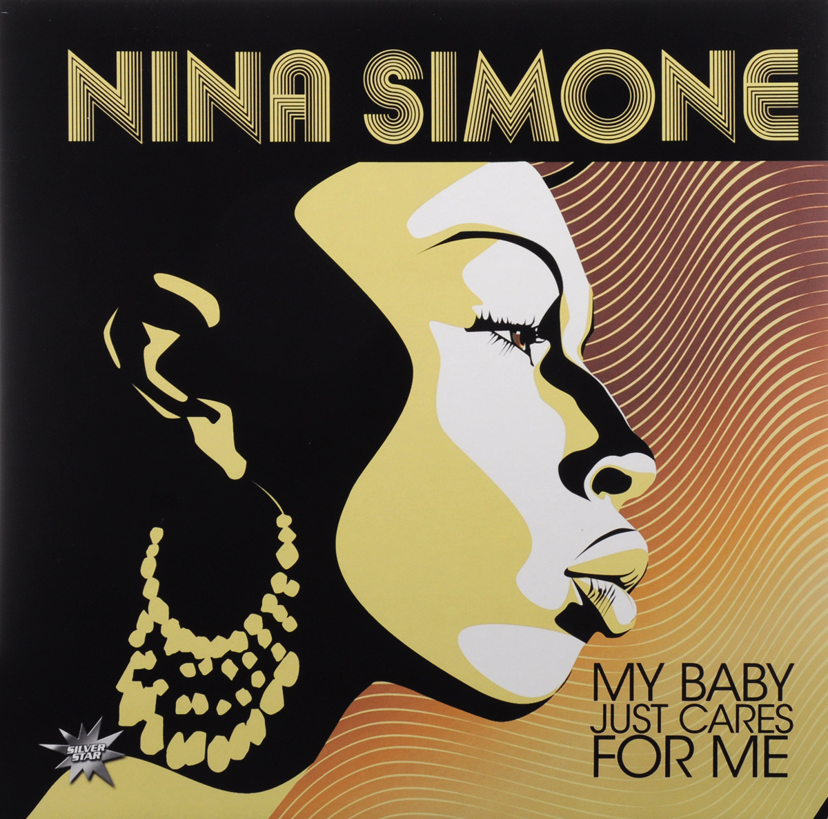 Нина Симон Nina Simone. My Baby Just Cares For Me (LP) Уцененный товар (№1) цена