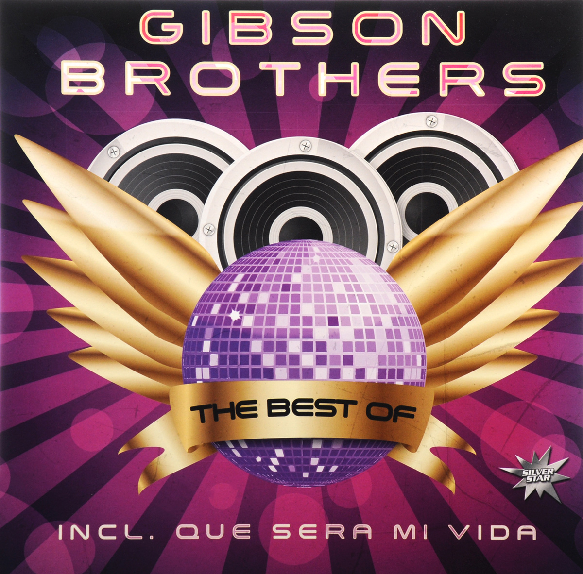 The Gibson Brothers Gibson Brothers. The Best Of (LP) цена