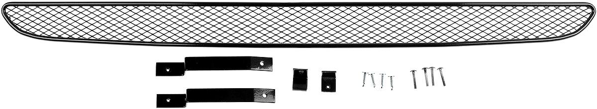 Сетка для защиты радиатора Arbori, внешняя, для Ford Eco-Sport (2014-) сетка на бампер внешняя arbori для peugeot boxer 2007 2014 3 шт