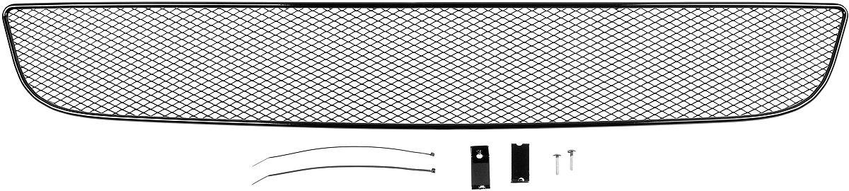 Сетка для защиты радиатора Arbori, внешняя, для Skoda Octavia A5 (2004-2013) сетка на бампер внешняя arbori для peugeot boxer 2007 2014 3 шт