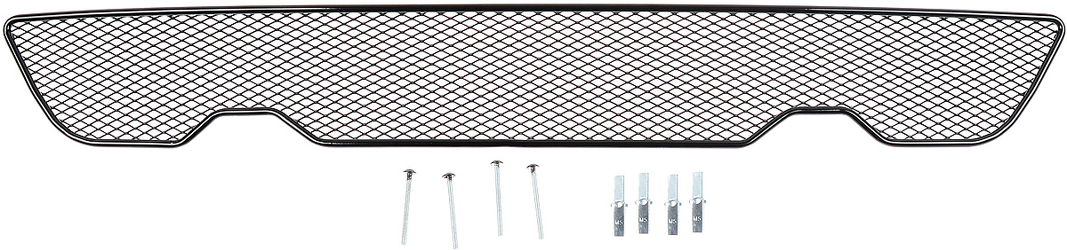 Сетка для защиты радиатора Arbori, внешняя, для Honda Accord (2012-) сетка на бампер внешняя arbori для peugeot boxer 2007 2014 3 шт