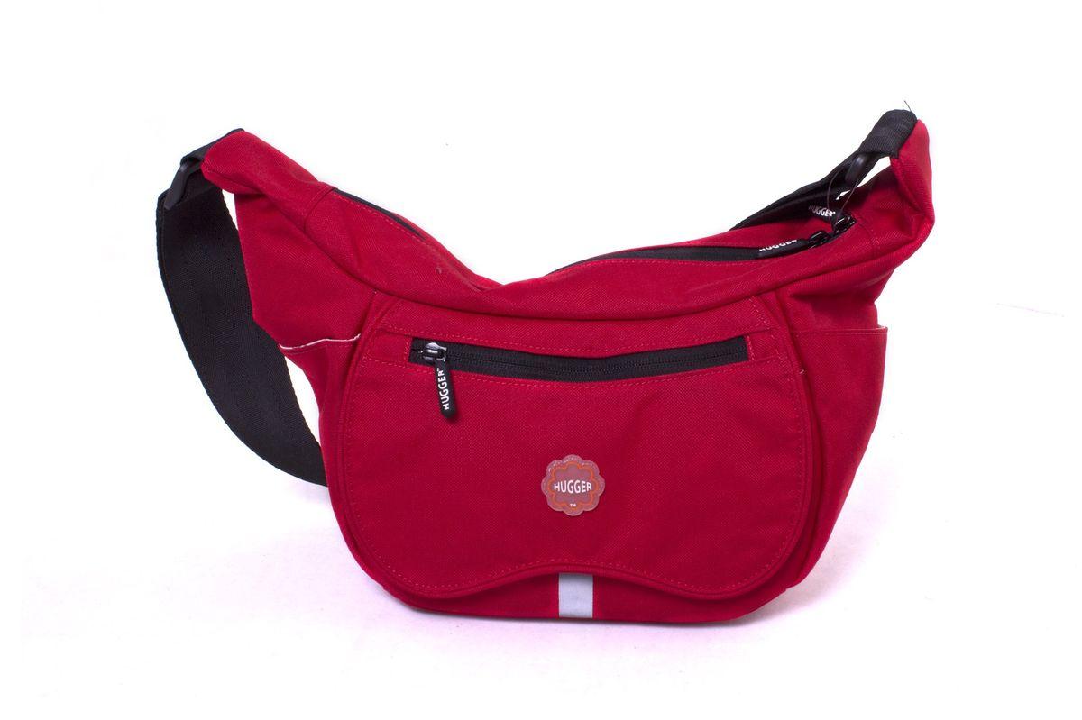 Hugger Strawberry Wedge, Red сумка для фотокамеры