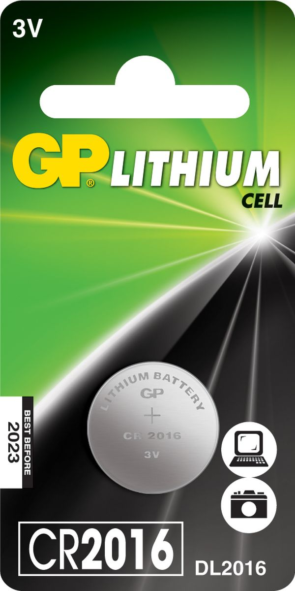 Батарейка литиевая