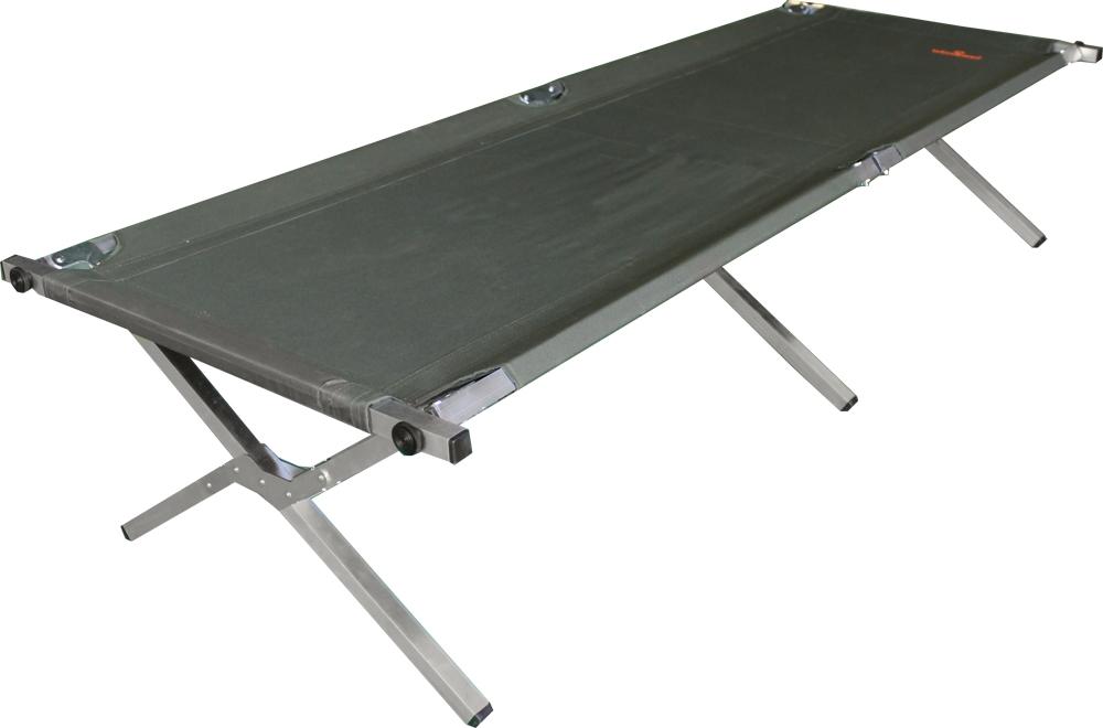Кровать кемпинговая Woodland, складная, 190 x 65 x 41 см