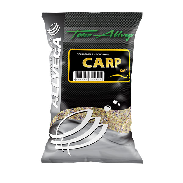 Прикормка Allvega Карп, 1 кг