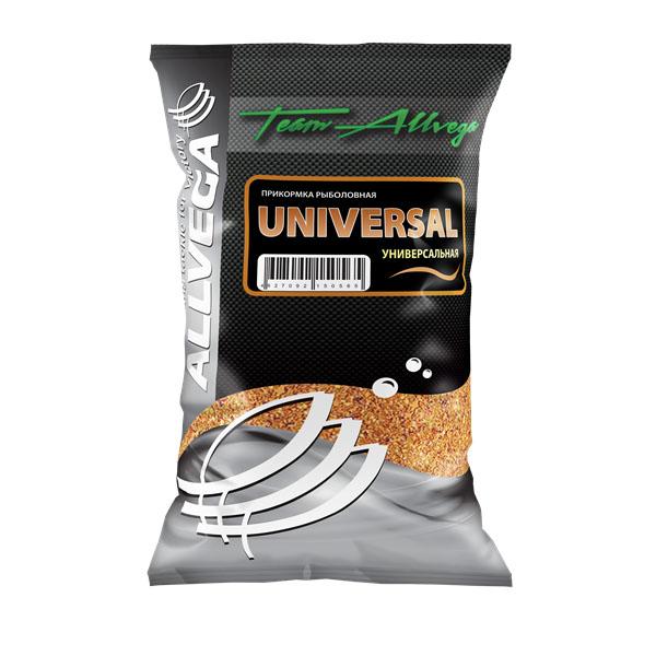 Прикормка Allvega Универсальная, 1 кг
