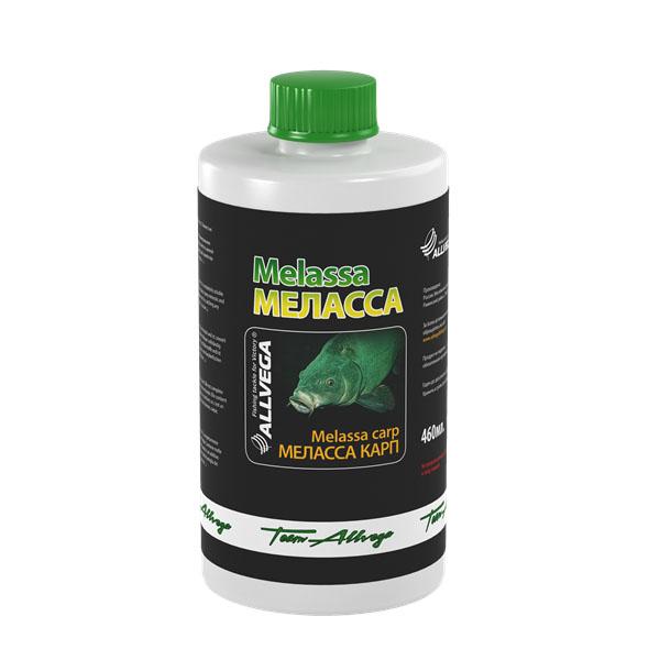 Добавка ароматическая жидкая Allvega Меласса карп, 460 мл