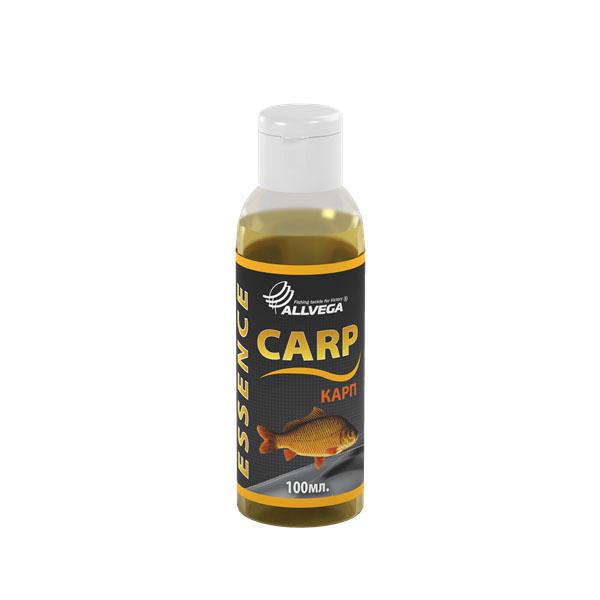 Ароматизатор-концентрат жидкий Allvega Карп, 100 мл ароматизатор жидкий в машину