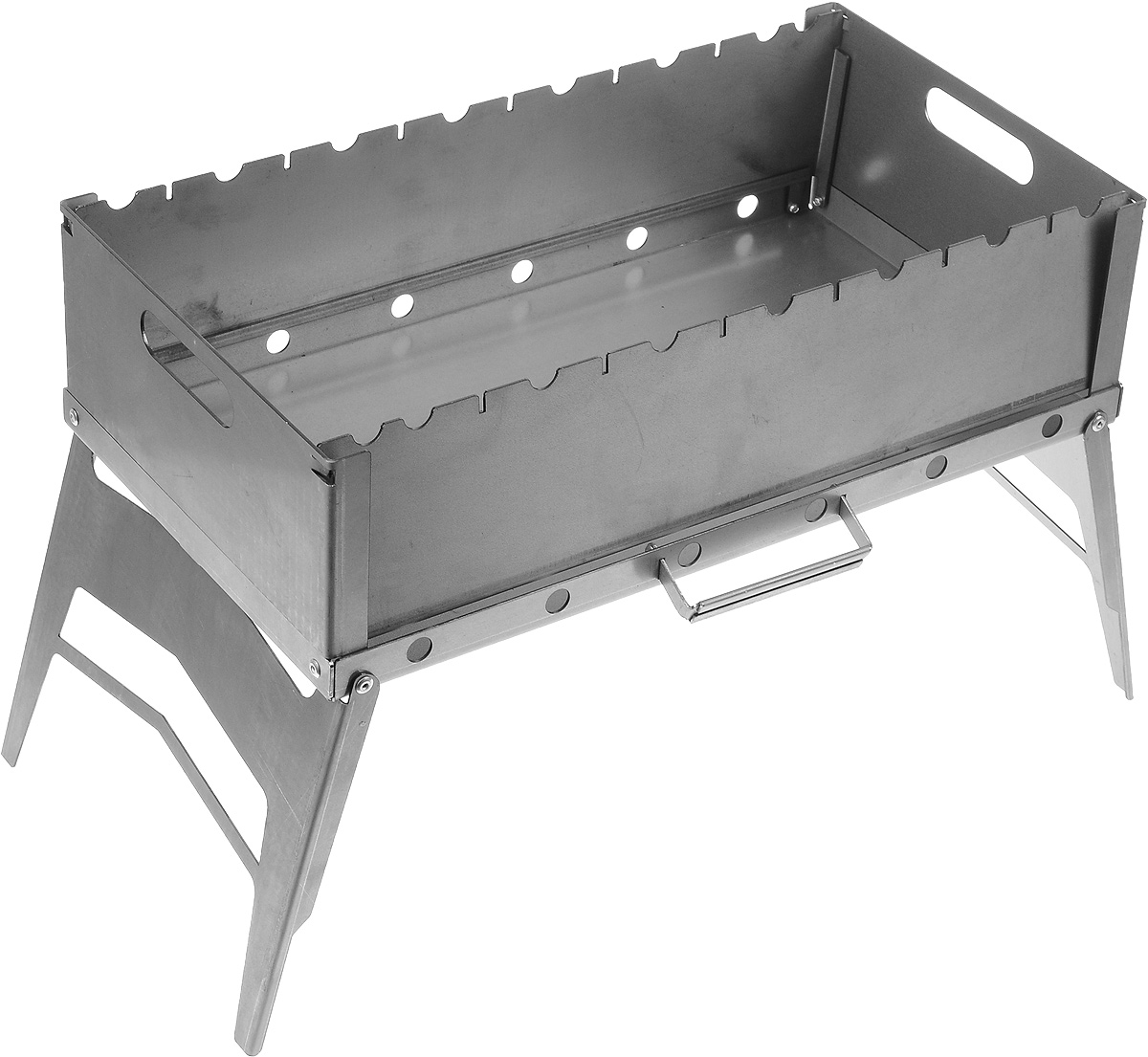 Мангал-трансформер Grillux Optimus Plus, складной, 63 х 28,5 34 см