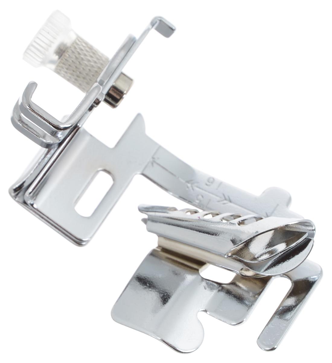 Лапка для швейной машины Aurora, для окантовывания края отделочной тесьмой сертификация gps навигаторов
