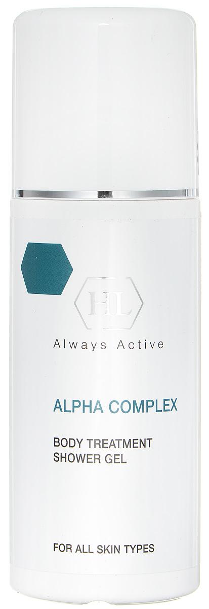 Holy Land Гель для душа Alpha Complex Multifruit System Shower Gel, 250 мл2049Эффективный гель-пилинг для ежедневного очищения кожи тела.Действие:Эффективно очищает кожу, отшелушивает роговые чешуйки, удаляет комедоны.Выравнивает рельеф и цвет кожи.Смягчает и увлажняет кожу.Способствует осветлению пигментных и застойных пятен.Активные компоненты: Фруктовые кислоты (молочная, гликолевая, лимонная, яблочная, винная).Гидролизованные молочные протеины великолепно увлажняют кожу, активизируют регенерацию кожных покровов, повышают упругость и эластичность кожи, делают ее мягкой и шелковистой, омолаживают кожу.Касторовое масло содержит до 80% глицеридов редкой в природе рицинолевой кислоты (ненасыщенная монооксикислота). Смягчает кожу и предохраняет ее от излишней сухости, прекрасное средство при потрескавшейся коже. Способ применения: Нанести влажными руками на увлажненную кожу тела, добавить воды и равномерно распределить средство по всей доступной поверхности, помассировать. Смыть струей воды через 10-15 мин. Нанести лосьон или крем для тела.