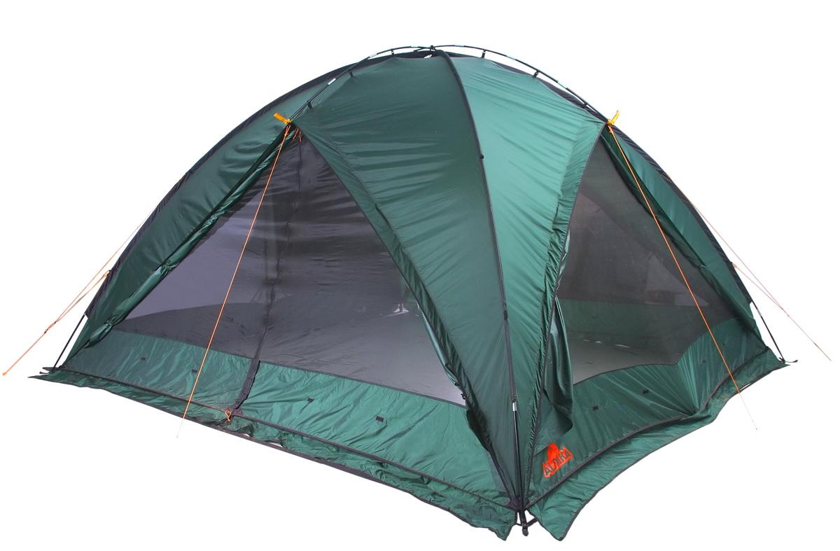 Палатка Alexika Summer House Green палатка greenell виржиния 6 плюс green