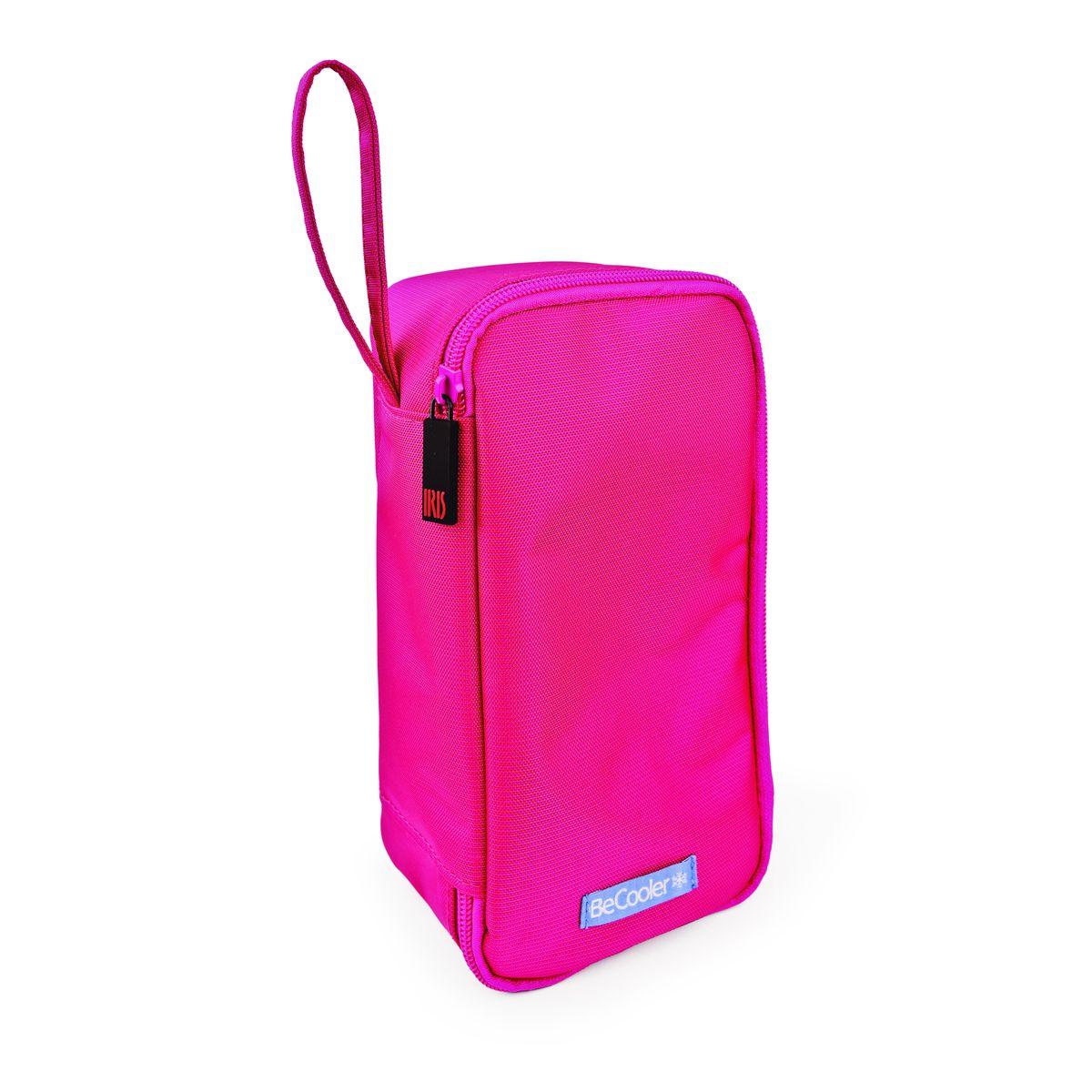 Термосумка для ланч-бокса Iris Nano Cooler. MyLunchbag, цвет: розовый, 21 x 11 x 7 см термоланчбокс iris barcelona nano cooler цвет оранжевый