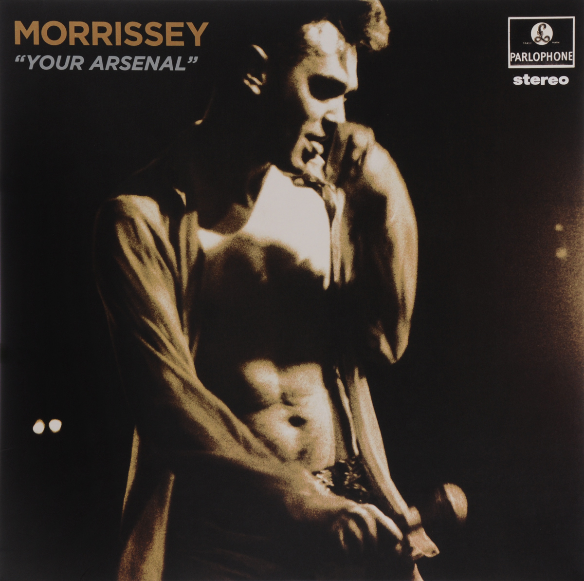 Моррисси Morrissey. Your Arsenal (LP) morrissey morrissey your arsenal