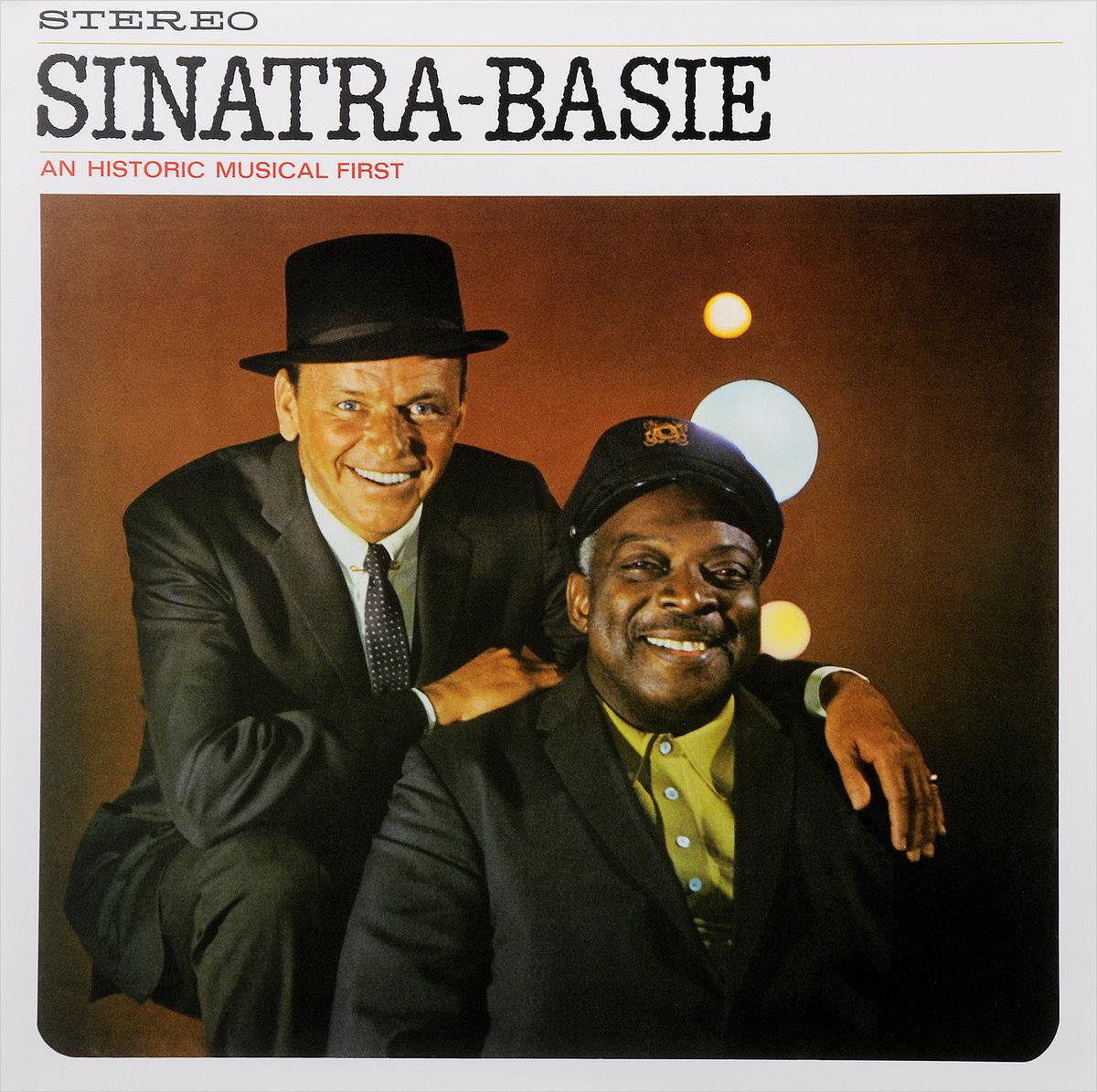 Фрэнк Синатра,Каунт Бэйси Sinatra, Basie. An Historic Musical First (LP) каунт бэйси count basie four classic albums plus 2 cd