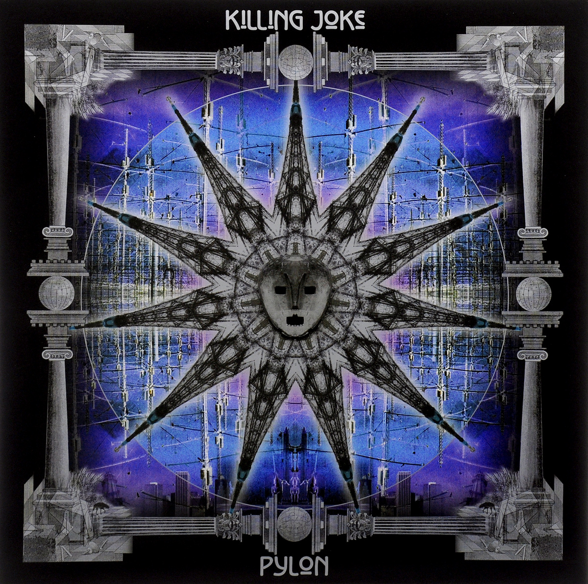 Killing Joke Killing Joke. Pylon. Limited Edition (2 LP) killing joke killing joke brighter than a thousand suns picture