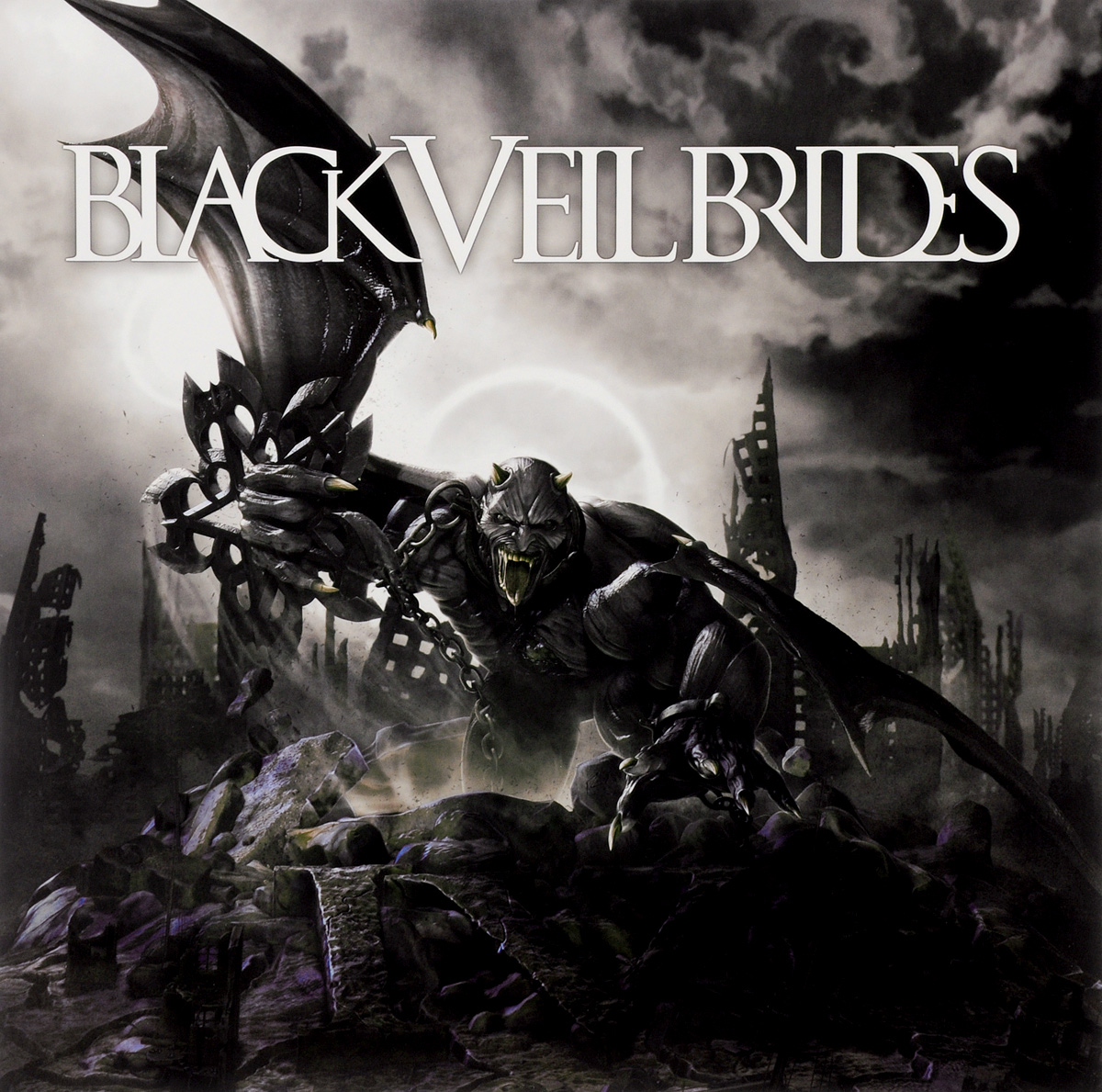 Black Veil Brides Black Veil Brides. Black Veil Brides (LP) winter bowknot veil felt pillbox hat