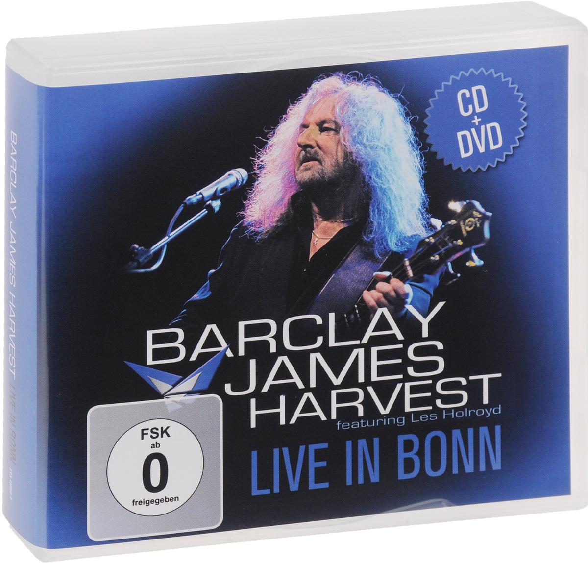 лучшая цена Barclay James Harvest,Лес Холроид Barclay James Harvest. Les Holroyd. Live In Bonn (CD + DVD)