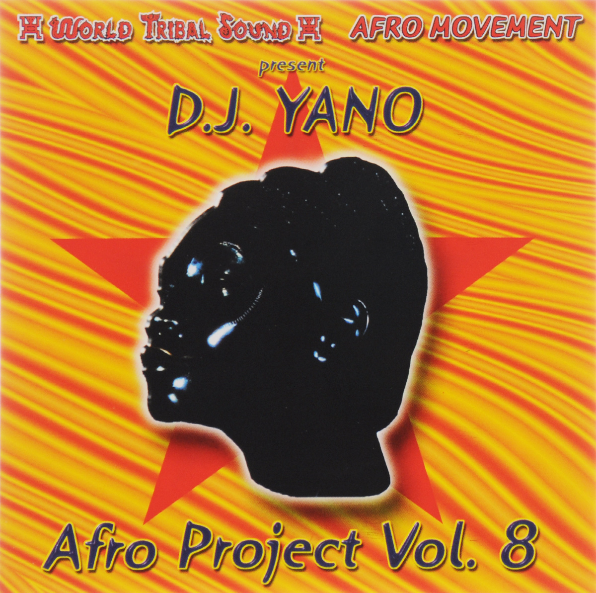 Dj Yano Dj Yano. Afro Project. Vol. 8 цена и фото